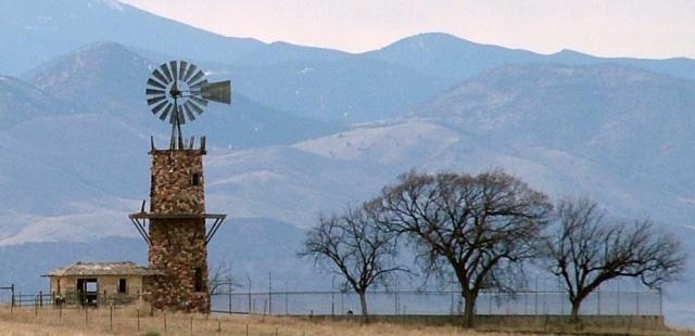 fall windmill